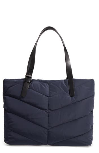 Mackage Emmi Quilted Diaper Bag - Blue