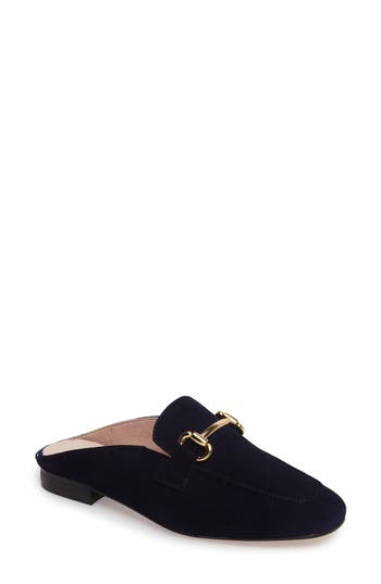 Patricia Green Sorrento Loafer Mule, Blue