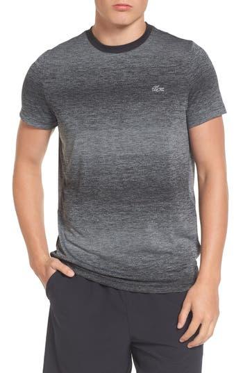 Lacoste Ultra Dry Tech T-Shirt, (m) - Black