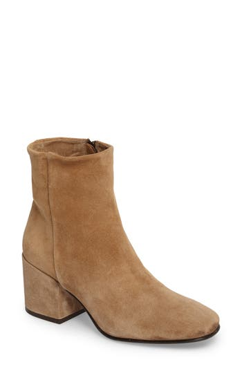 Alberto Fermani Amore Bootie- Brown