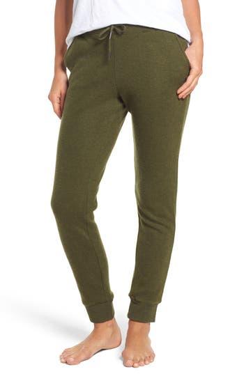 Ugg Merino Wool Jogger Pants, Green
