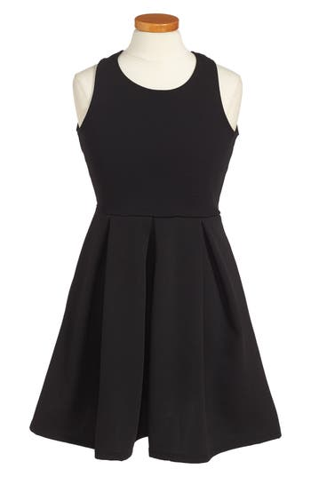 Girl's Soprano Skater Dress