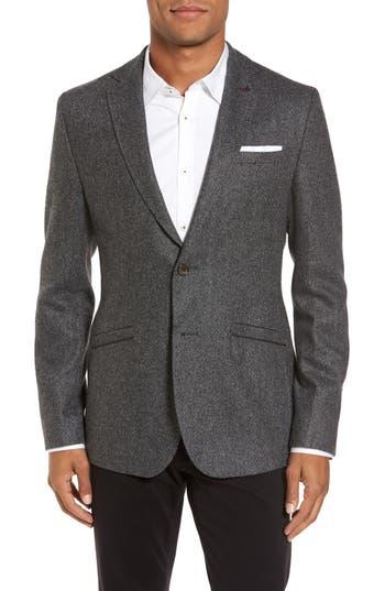 Men's Ted Baker London Modern Slim Fit Textured Blazer