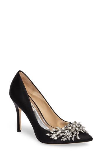 Badgley Mischka Marcela Pointy Toe Pump