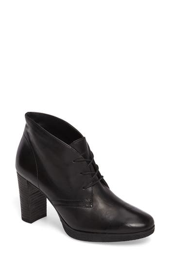 Paul Green Ophelia Lace-Up Bootie, US / 4.5UK - Black