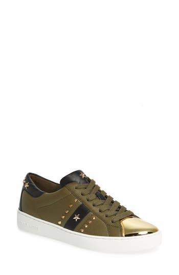 Michael Michael Kors Frankie Sneaker- Green