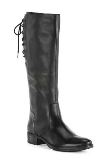 Geox Mendi Tall Boot, Black