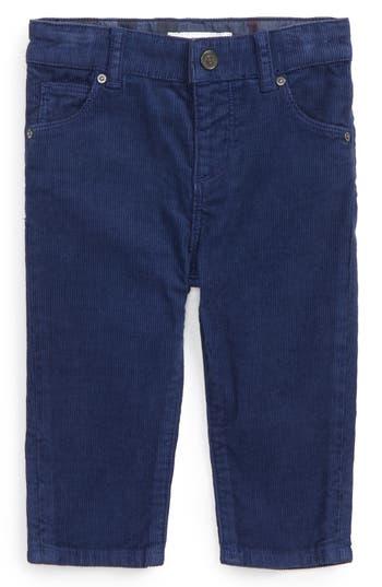 Infant Boy's Burberry Langston Corduroy Skinny Pants