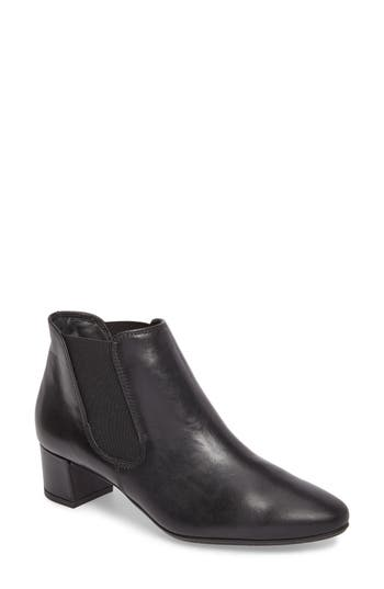 Paul Green Nell Hydro Water Resistant Bootie, US / 7.5UK - Black