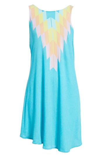 Women's Wildfox 'Cassidy Sea' Sleeveless Tunic Dress