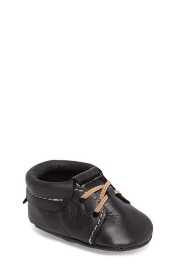 Toddler Boys Freshly Picked Oxford Crib Shoe Size 5 M  Black