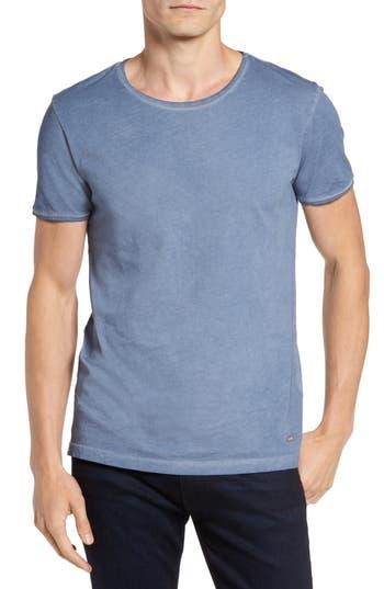 Boss Orange Touring T-Shirt, Blue