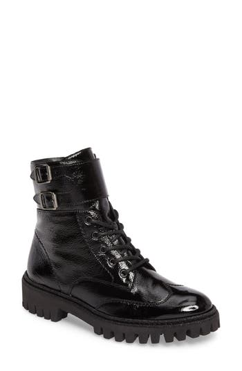 Paul Green Omega Moto Boot - Black