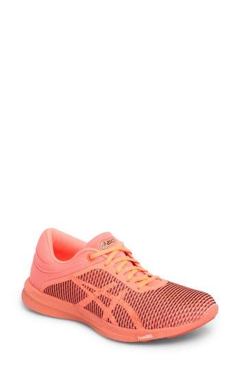 Asics Fusex(TM) Rush Cm Running Shoe, Coral