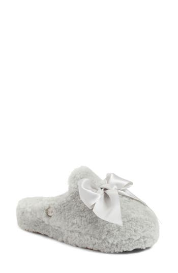 Ugg Addison Bow Slipper, Grey