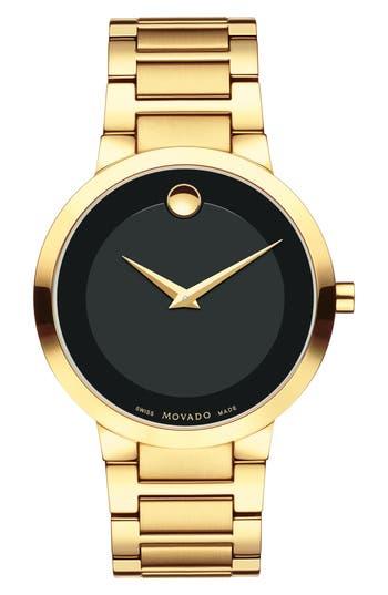 Movado Modern Classic Bracelet Watch, 39mm