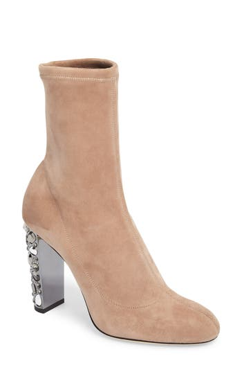 Jimmy Choo Maine Bootie, Pink