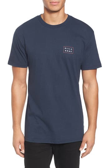 Billabong Die Cut Graphic T-Shirt, Blue