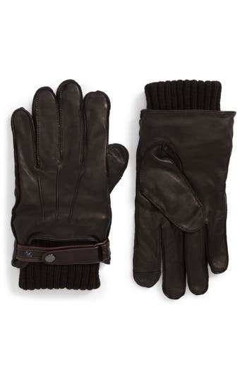 Men's Nordstrom Men's Shop Leather Gloves