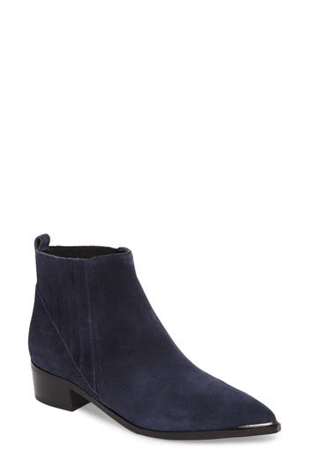 Marc Fisher Ltd Yommi Chelsea Bootie, Blue