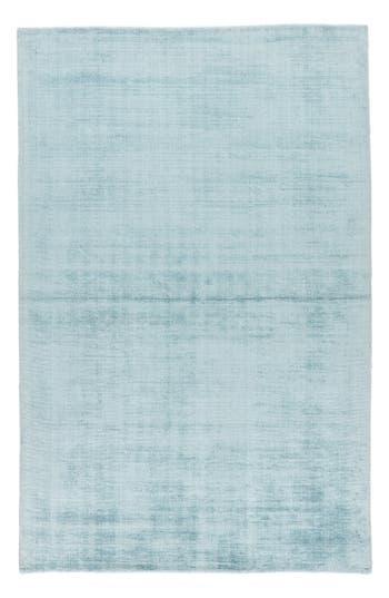 Jaipur Yasmin Rug, Size Swatch - Blue/green