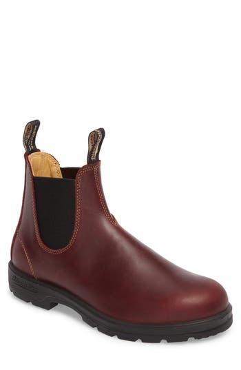 Blundstone Footwear Chelsea Boot, Burgundy