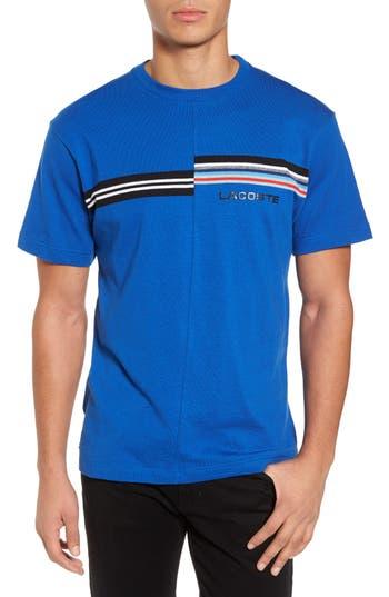 Lacoste Mouline T-Shirt, Blue
