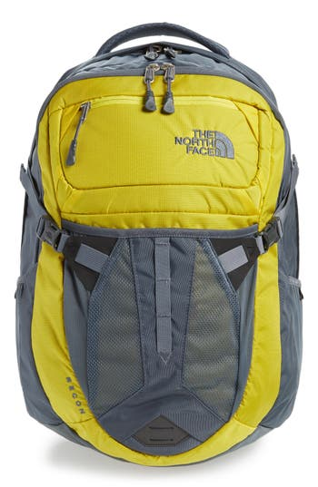 The North Face Recon Backpack - Yellow