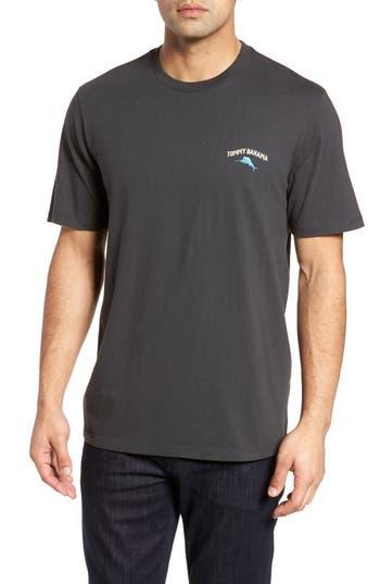 Tommy Bahama Cab Legs Graphic T-Shirt, Black