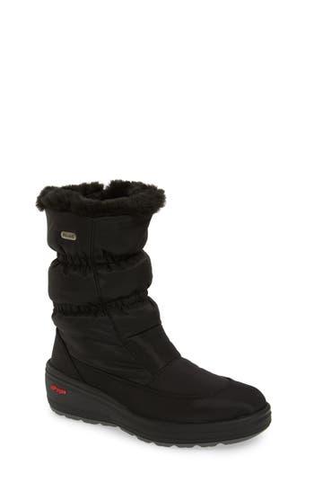 Pajar Snowcap Waterproof Insulated Winter Boot, Black
