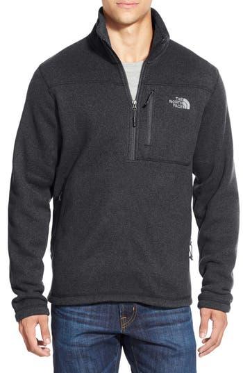 The North Face Gordon Lyons Quarter-Zip Fleece Jacket