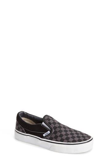 Vans 'Classic - Checker' Slip-On