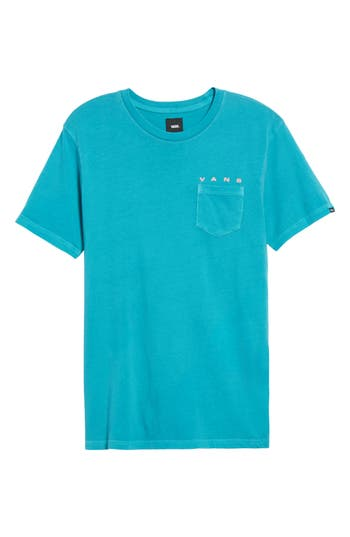Vans Sky Eye T-Shirt, Blue