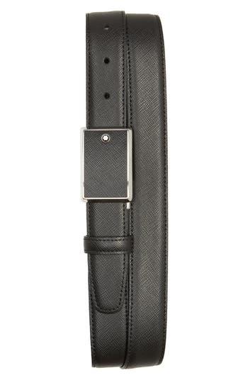 Montblanc Meisterstuck Reversible Sartorial Leather Belt