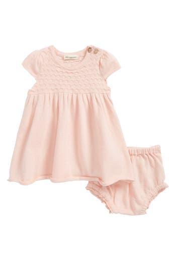 Infant Girls Burts Bees Baby Organic Cotton Sweater Dress