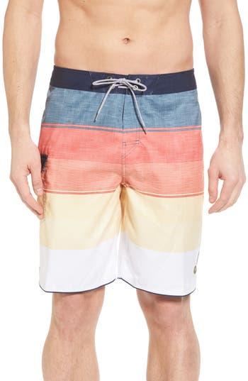 Rip Curl Good Vibes Board Shorts, Orange