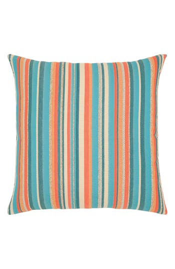 Elaine Smith Grand Turk Stripe Indoor/outdoor Accent Pillow, Size One Size - Blue