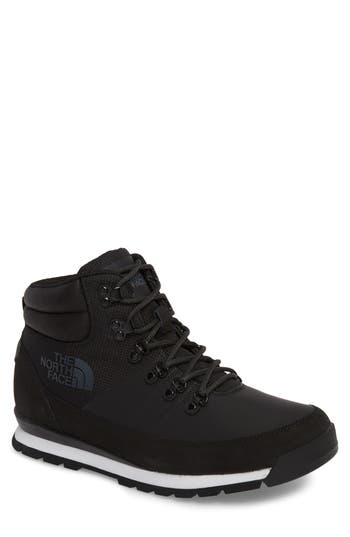 The North Face Back To Berkeley Mid Am Sneaker Boot, Black