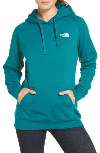 The North Face Red Box Hoodie Sweatshirt