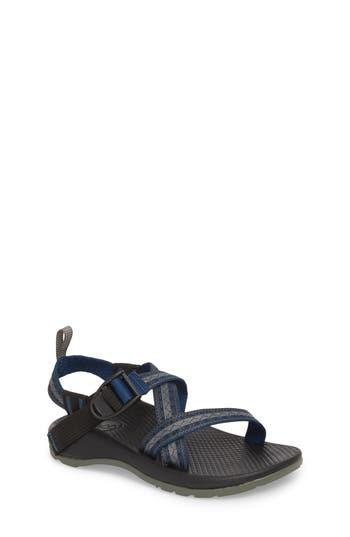 Kids Chaco Z1 Sport Sandal Size 4 M  Grey