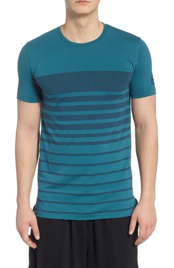 Under Armour Sportstyle Crewneck T-Shirt, Green