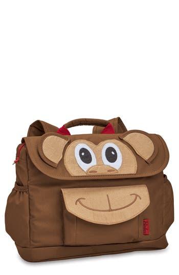 Boys Bixbee Animal Pack  Monkey Water Resistant Backpack