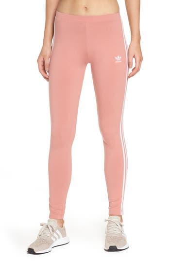 Adidas 3-Stripes Tights, Pink