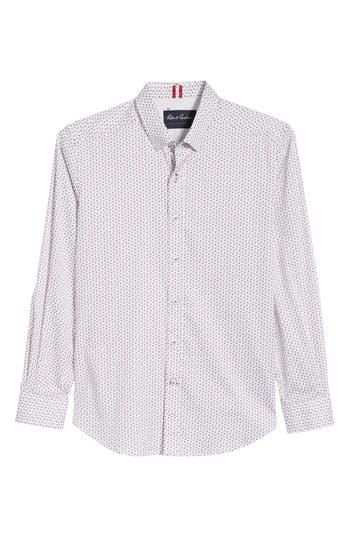Men's Robert Graham Mitchel Tailored Fit Sport Shirt