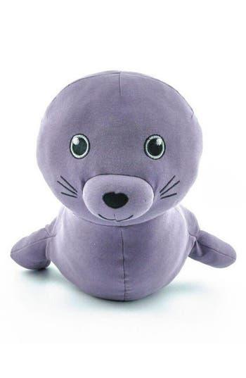 Toddler Elly Lu Organics Makana Monk Seal Stuffed Animal