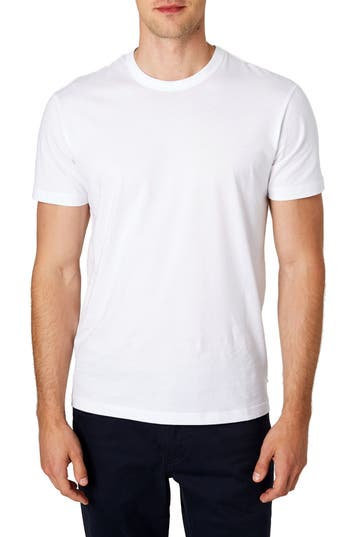 Men's 7 Diamonds Iqonicq Crewneck T-Shirt, Size Small - White