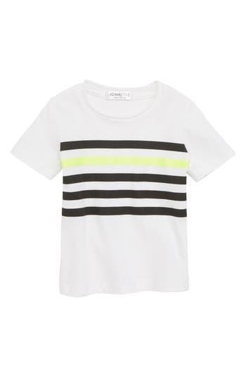 Infant Boys Joah Love Stripe TShirt