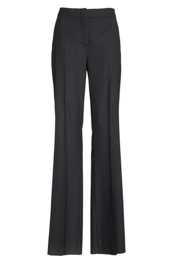 Women's Max Mara Alessia Stretch Wool & Silk Pants