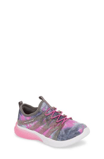 Girls Skechers Skech Gem Glitter Sneaker