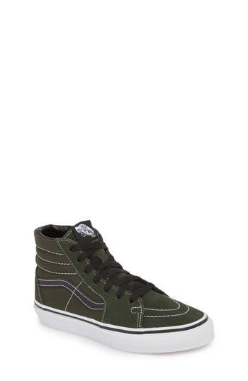 Boys Vans Sk8Hi Sneaker Size 5 M  Black